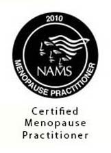 certified menopause practitoner