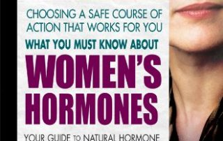 What you must know about women's hormones
